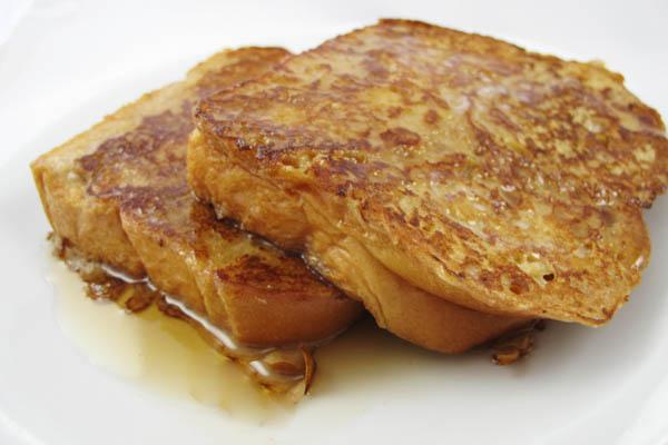 Paleo Challah French Toast