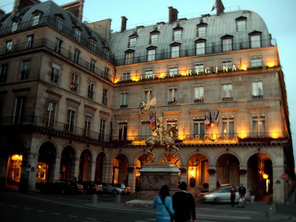 Travel Like James  Regina Hotel