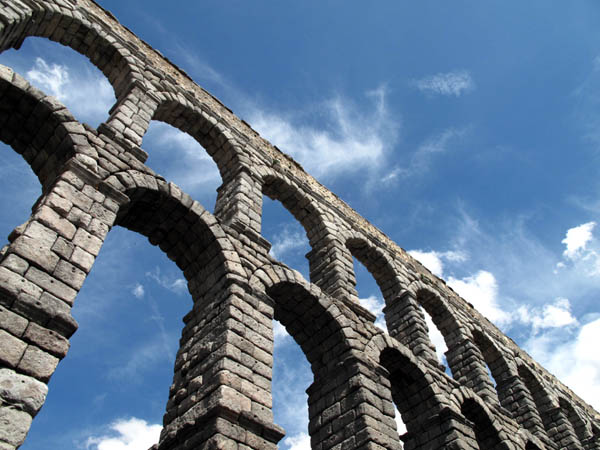 Aqueducts Segovia