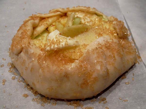 Apple tart 1 form