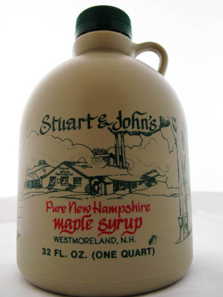 Maple Syrup Stuart John1