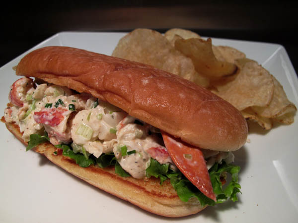 Lobster roll 3