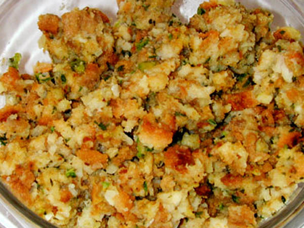 Classic Sage Onion Bread STUFFING - Cook Like James