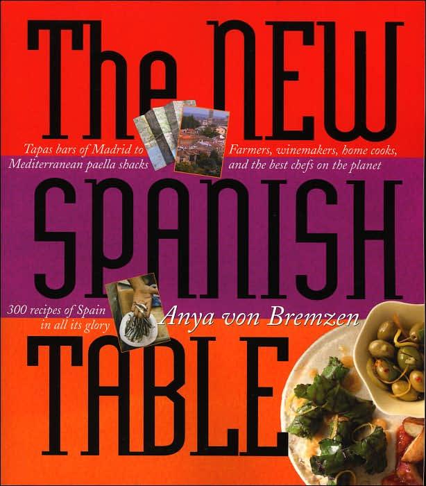 New spanish table