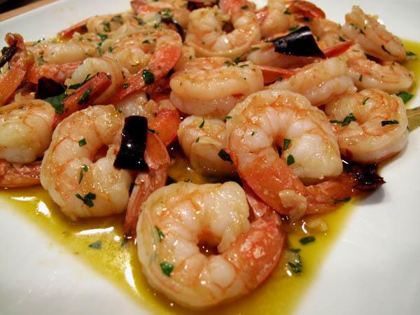 Garlic shrimp 2