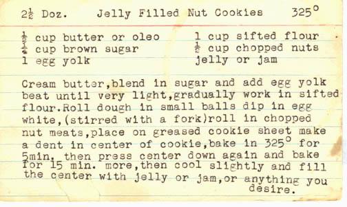 Ginny jam thumbprints recipe1
