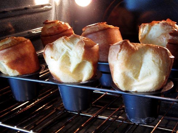Popovers oven