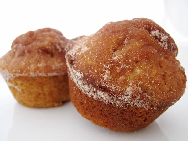 Doughnut muffins 1