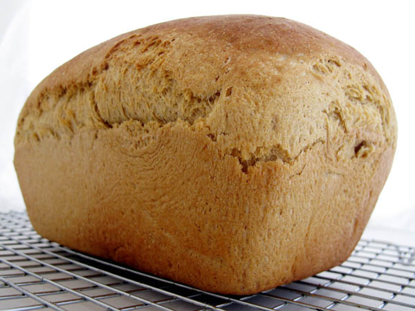 Anadama Bread Baked
