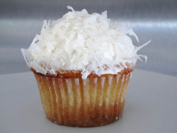 Easy Coconut Cupcakes with Buttercream - Cook Like James