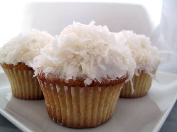 Coconut Cupcakes Group 3