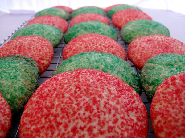 Buttery Holiday Sugar Cookies