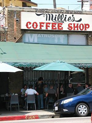 Millie's coffee shop 1