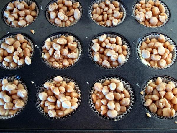 Coffe Cake Crumb Muffins Prebake