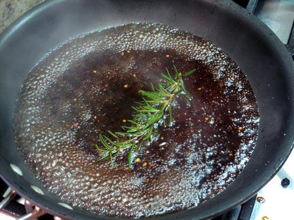 Balsamic Maple Glaze