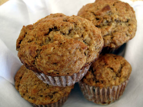 My New Favorite Best Banana Nut Muffins - Cook Like James