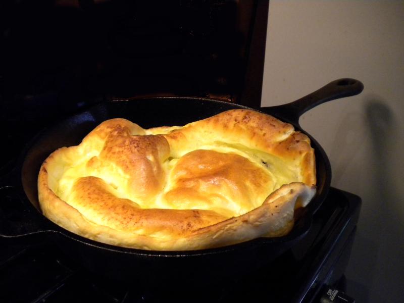Puff pancake 1a1