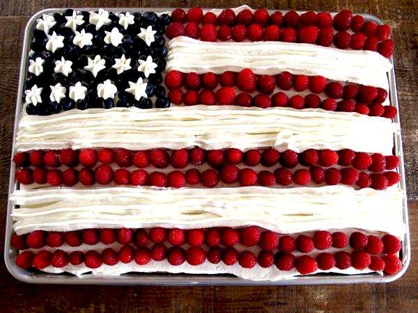 July 4th cake