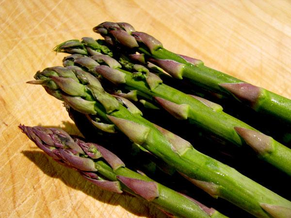 Asparagus fresh