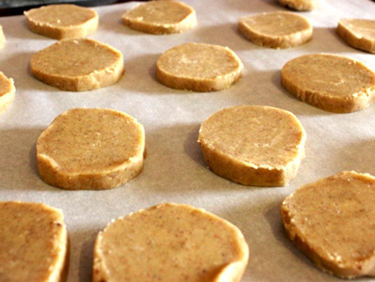 Pecan sandies cookie sheet