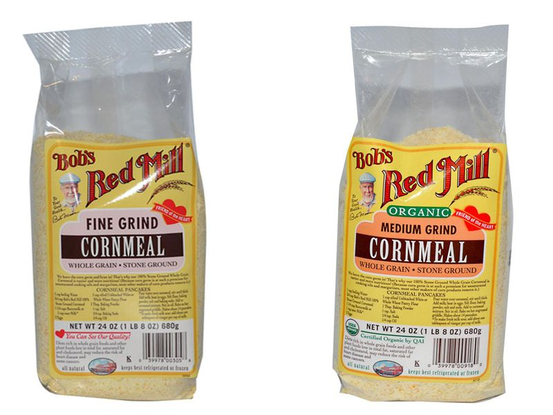 Bobs Red Mill Corn Meals