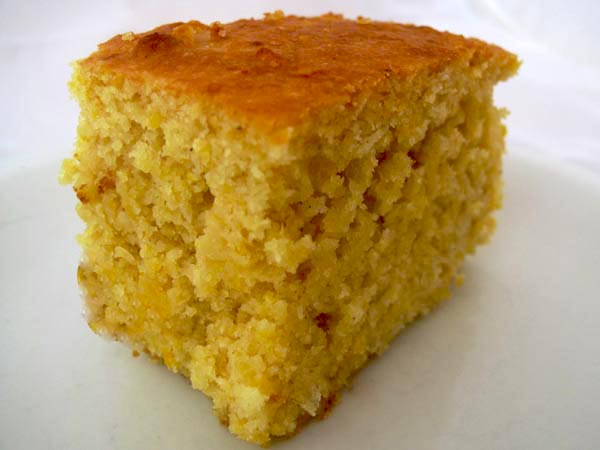 CORN BREAD PIECE