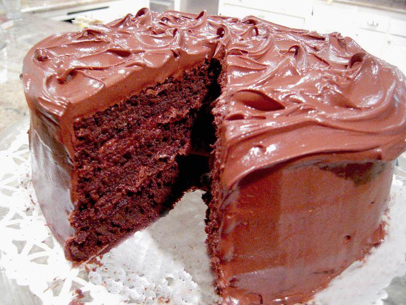 Devils food cake1