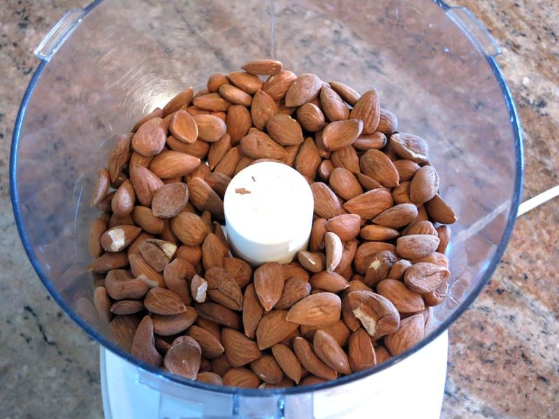 IMG_2101 Toasted Almonds whole processor