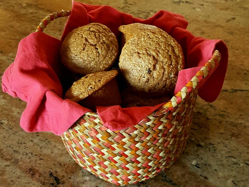 Naturally Sweet Maple Bran Muffins