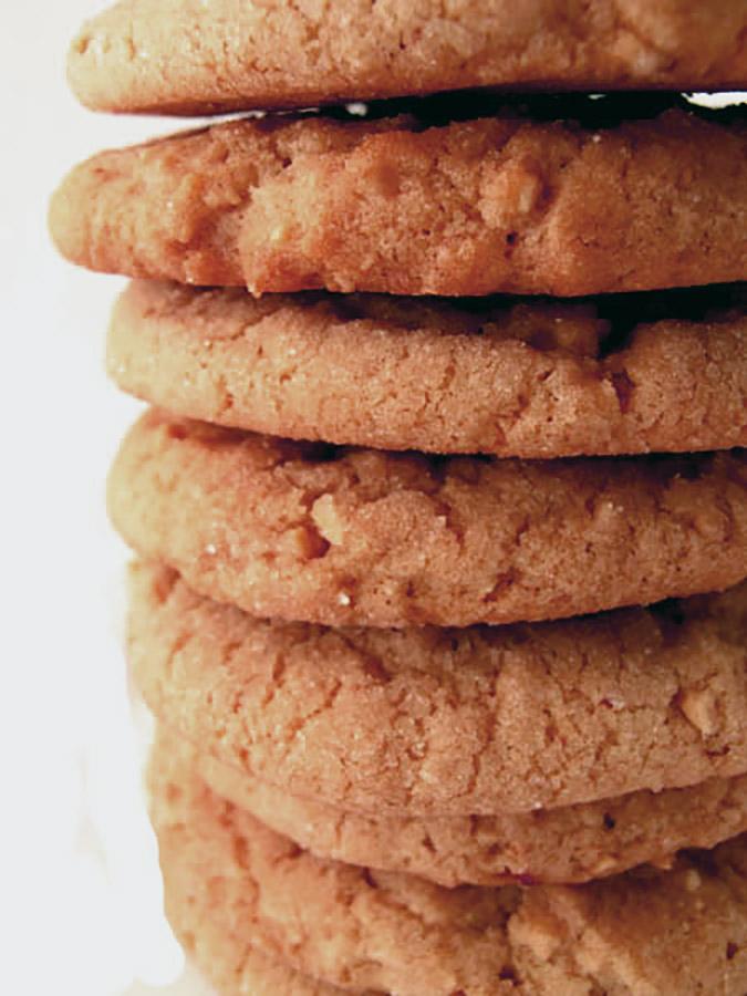 Peanut butter cookies1