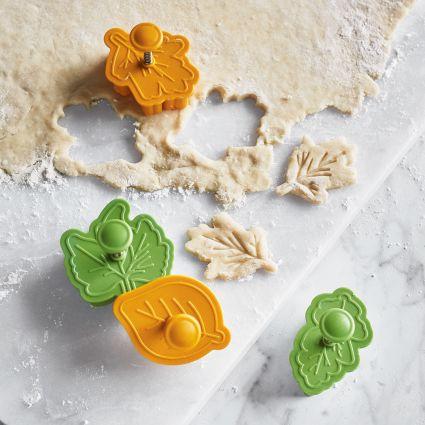 Pastry cutouts